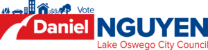 Daniel Nguyen for City Council Logo